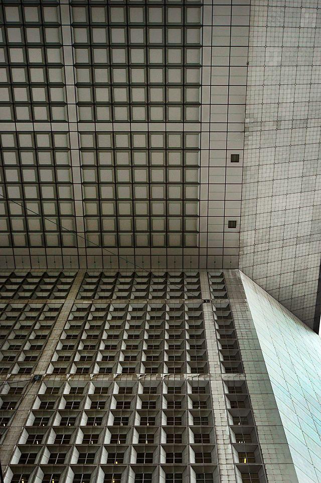 Paris , Arche de La Défense